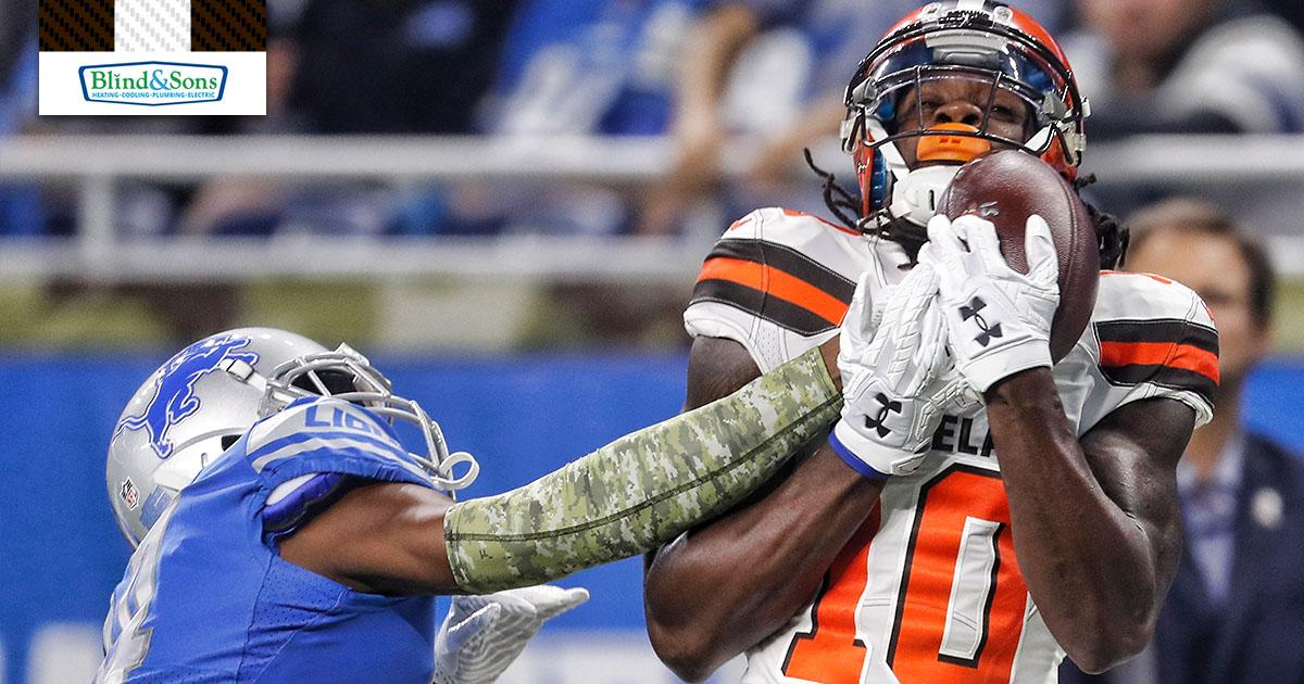 All-22 View: How Sammie Coates jump-started the Browns offense in Detroit
