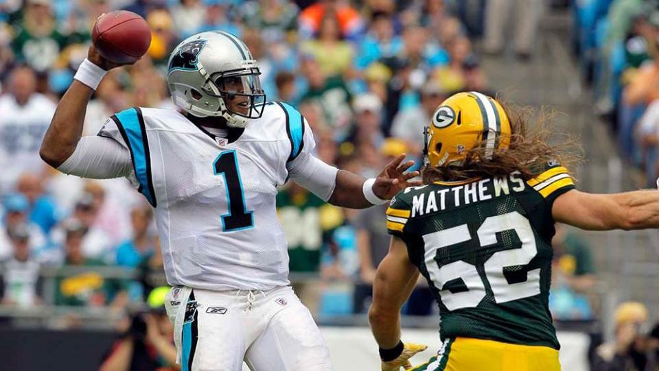 Packers at Panthers: Bridgestone Performance Moments in Time