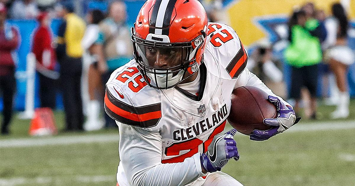 Browns anticipate 'even bigger' things from Duke Johnson after breakout season