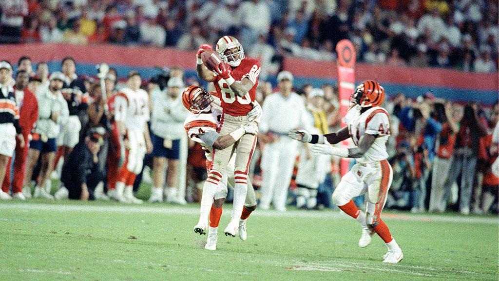 Top 10 Super Bowl Performances: Joe Montana and Jerry Rice
