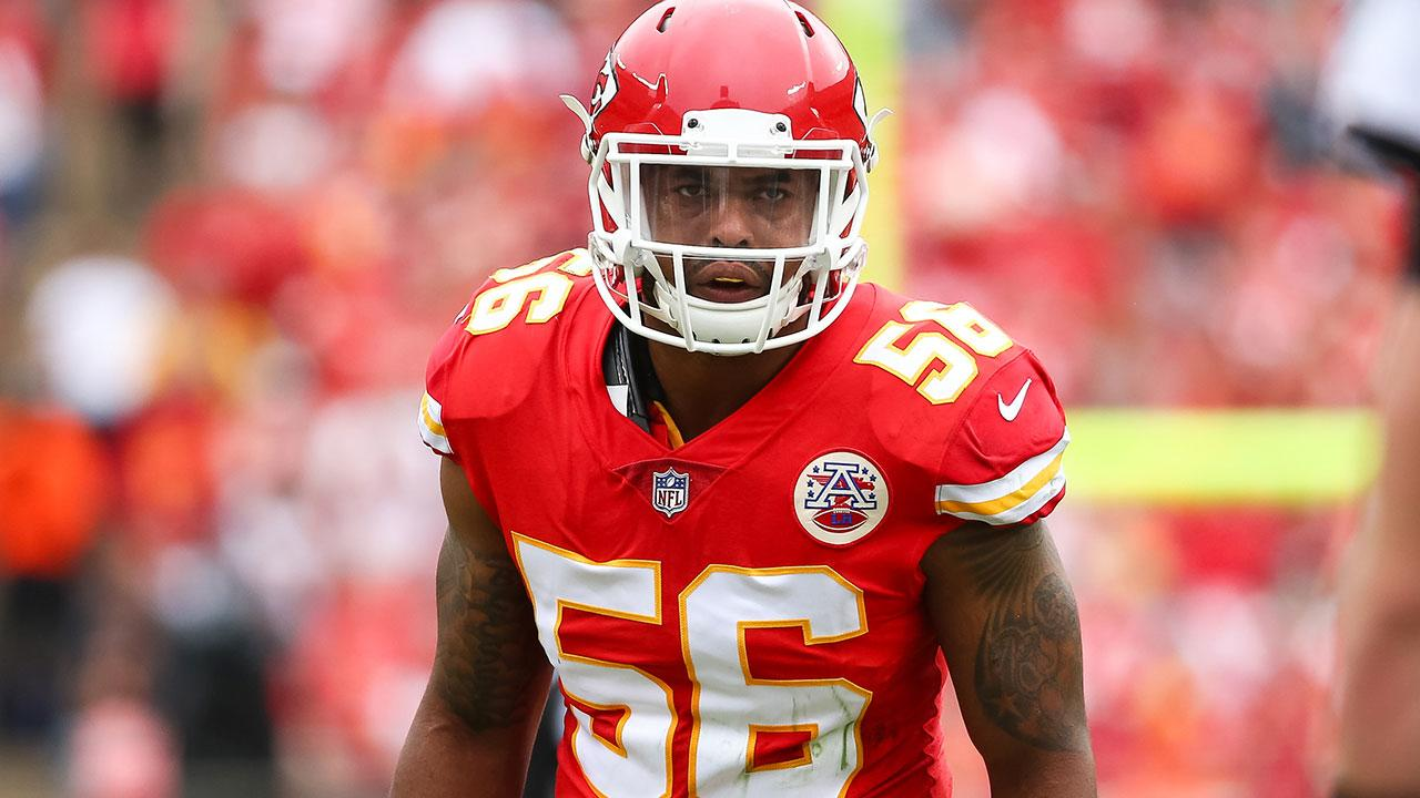 The Chiefs announced LB Derrick Johnson will become a free agent when his contract with the club expires at the start of the new league year on March 14.