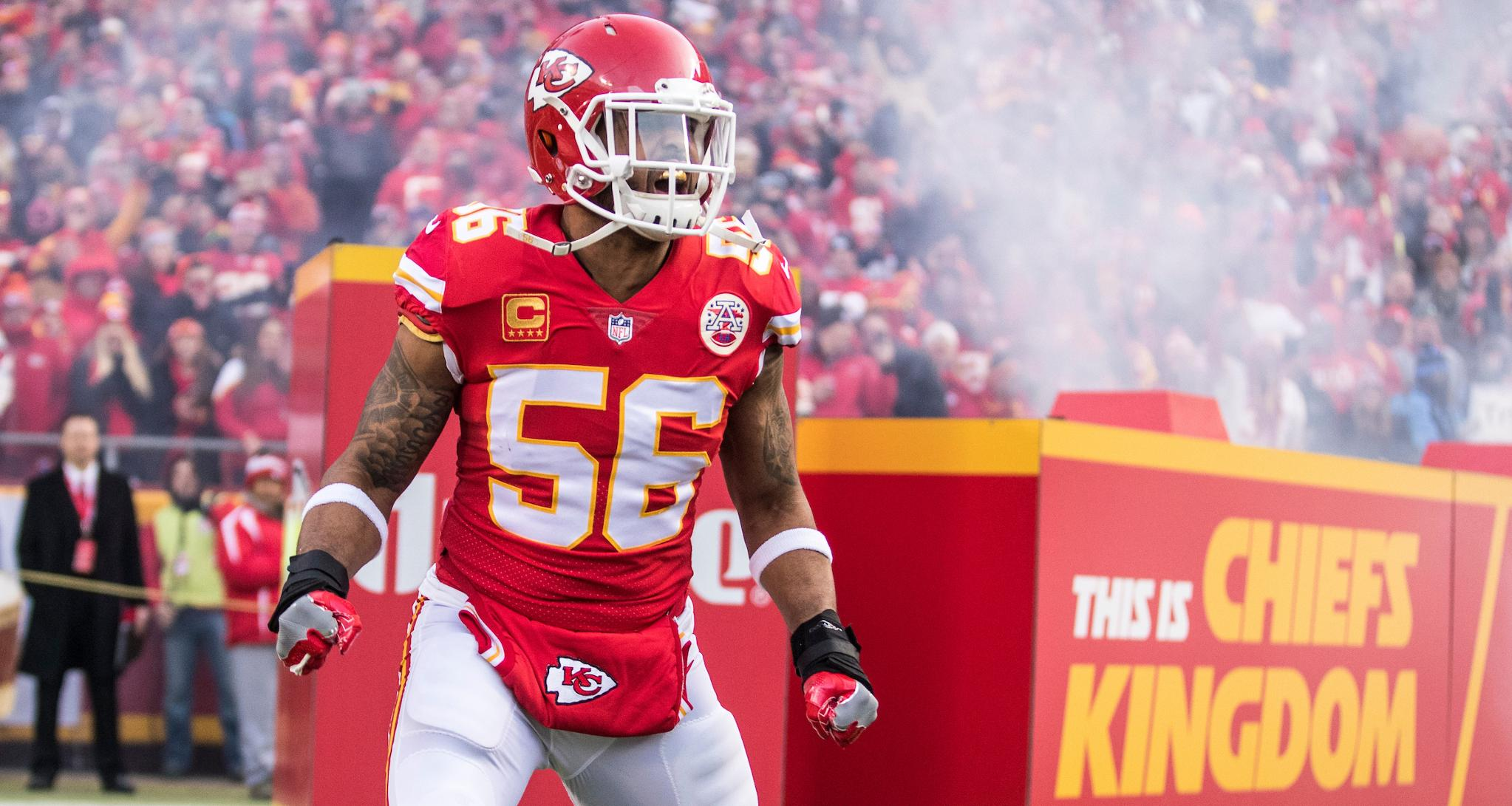 5 Moments That Define Derrick Johnson's Legacy in Kansas City