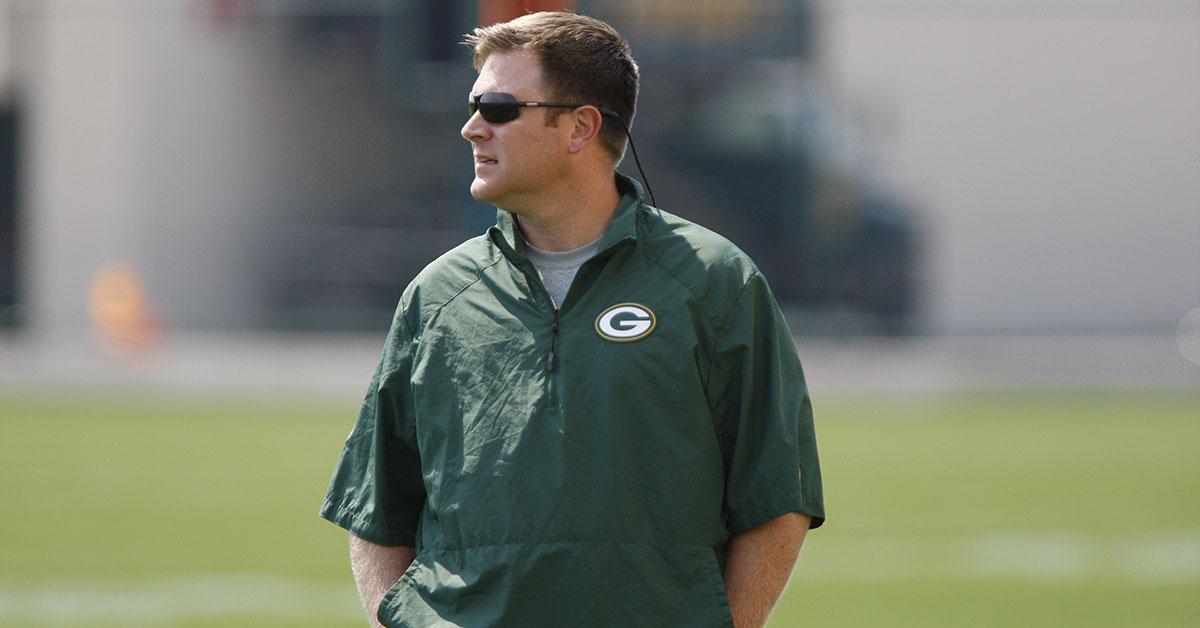 Brian Gutekunst has the respect of personnel peers