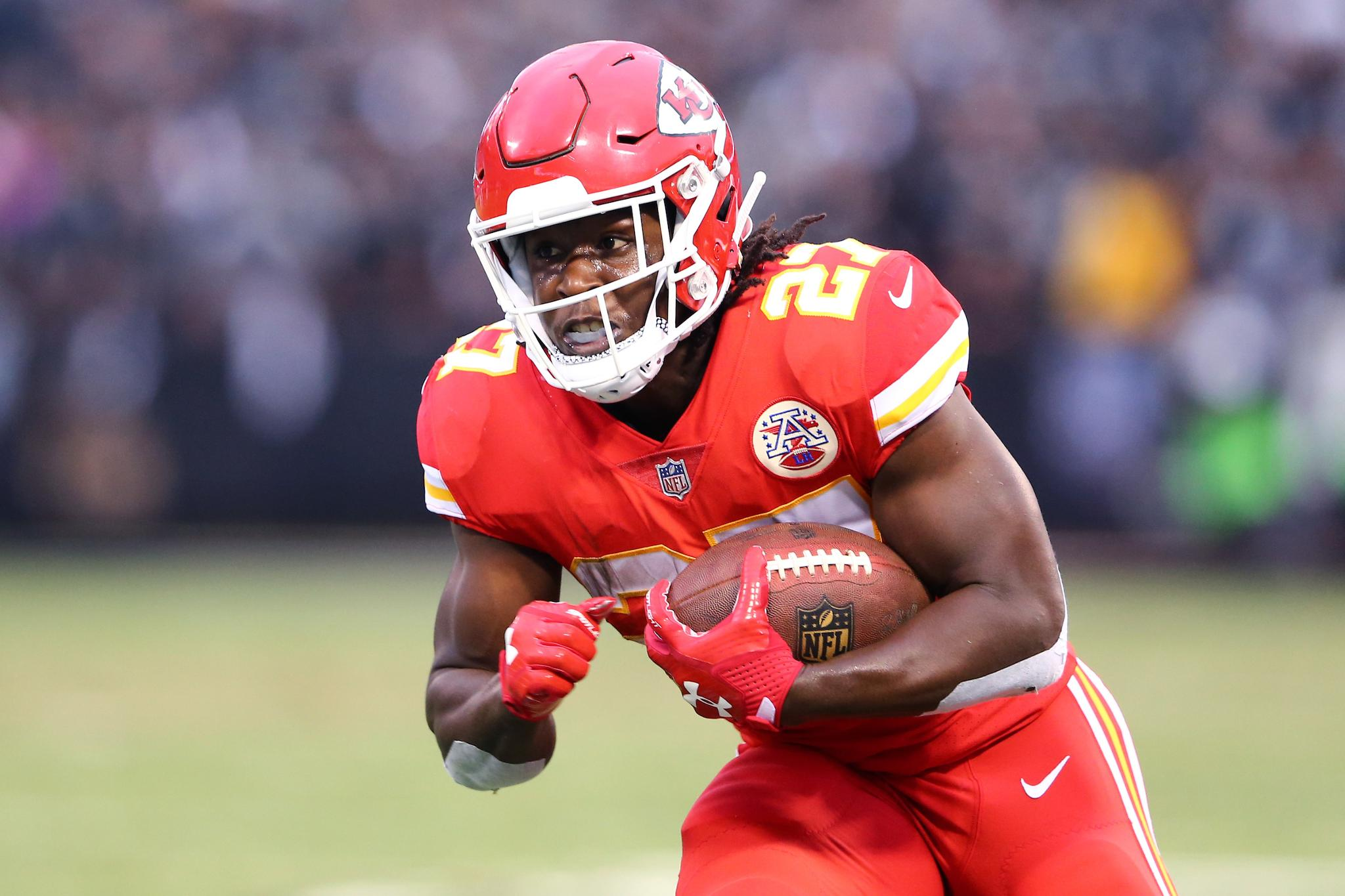 Could we add another running back?