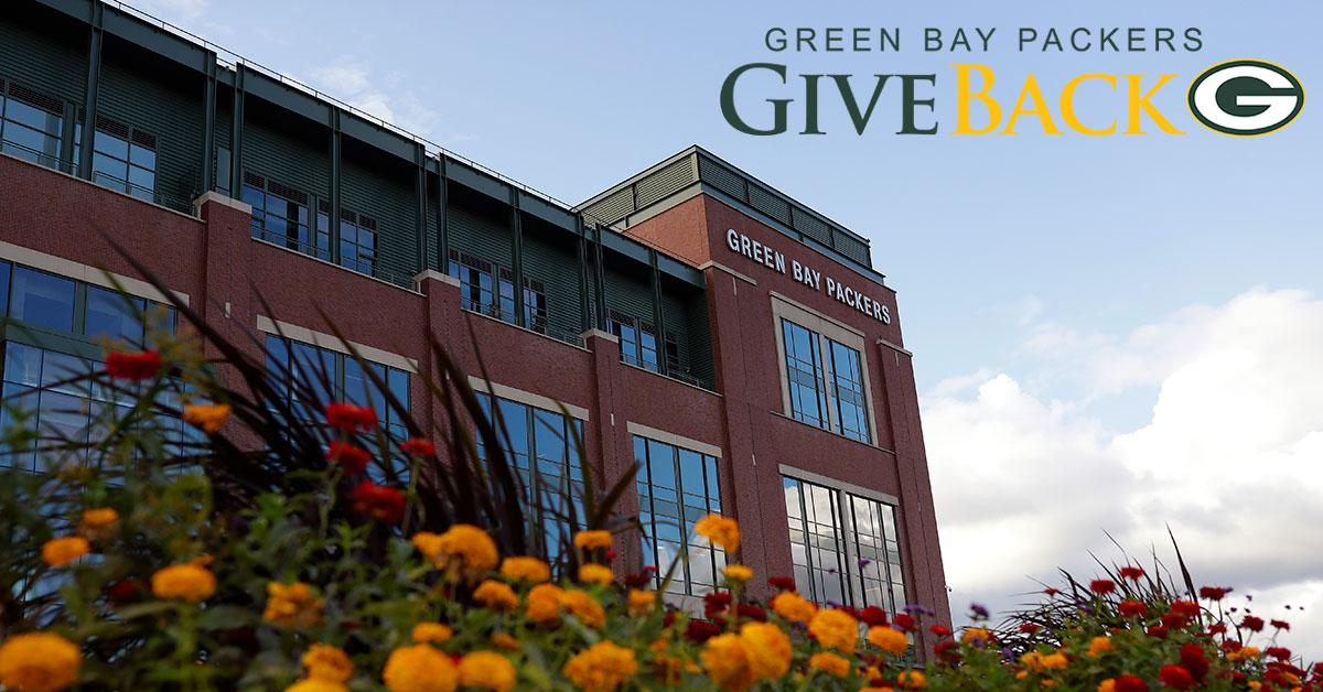 Packers Give Back Day to support food security efforts