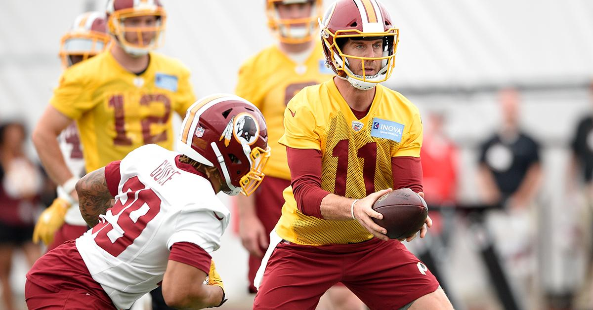 Redskins' Terrific Trio Makes Them A 'Nightmare' For NFC East