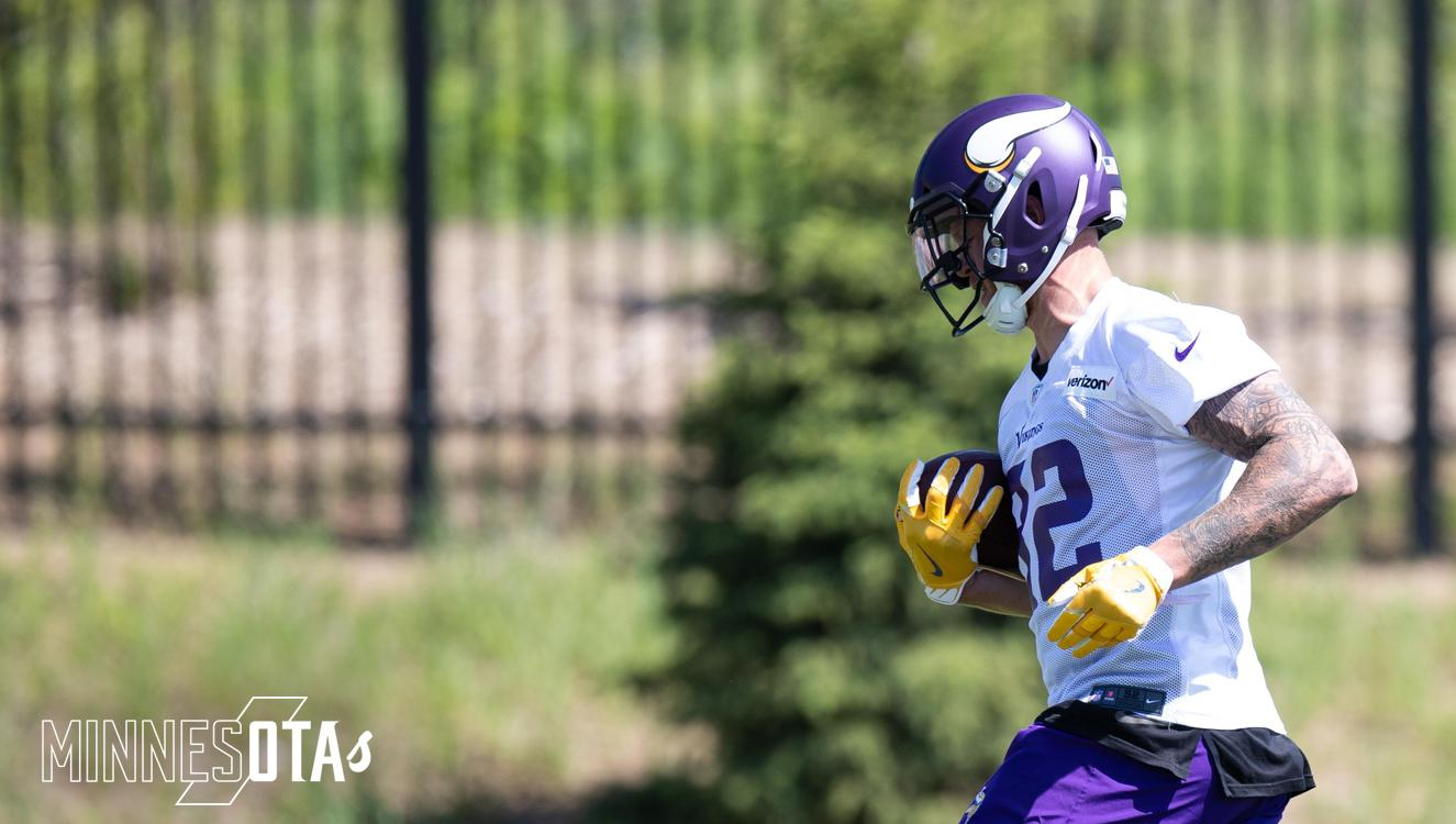 NOTEBOOK: Rudolph Excited by 'Early' Return to Team Drills