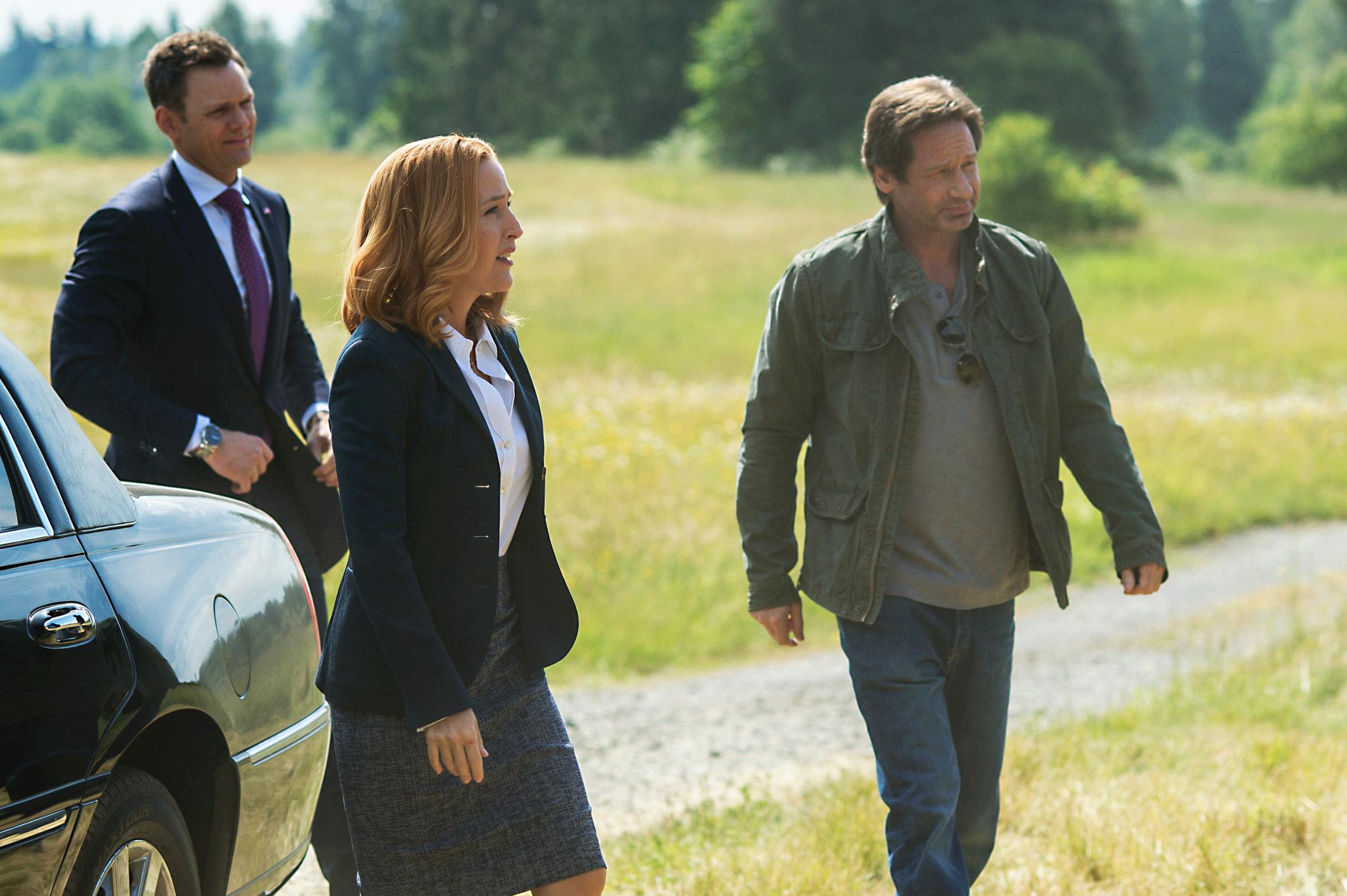 Watch The X-Files Full Episodes Online on FOX NOW