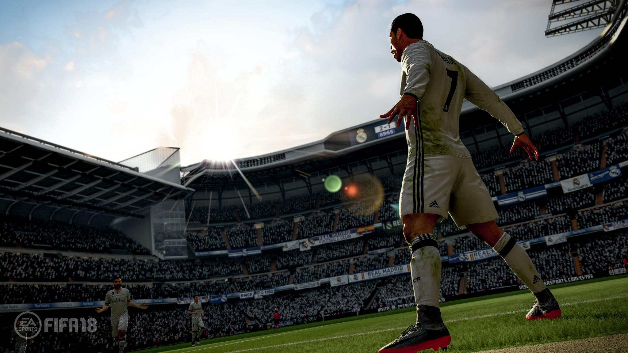 FIFA 18 New Gameplay Features - EA SPORTS Official Site
