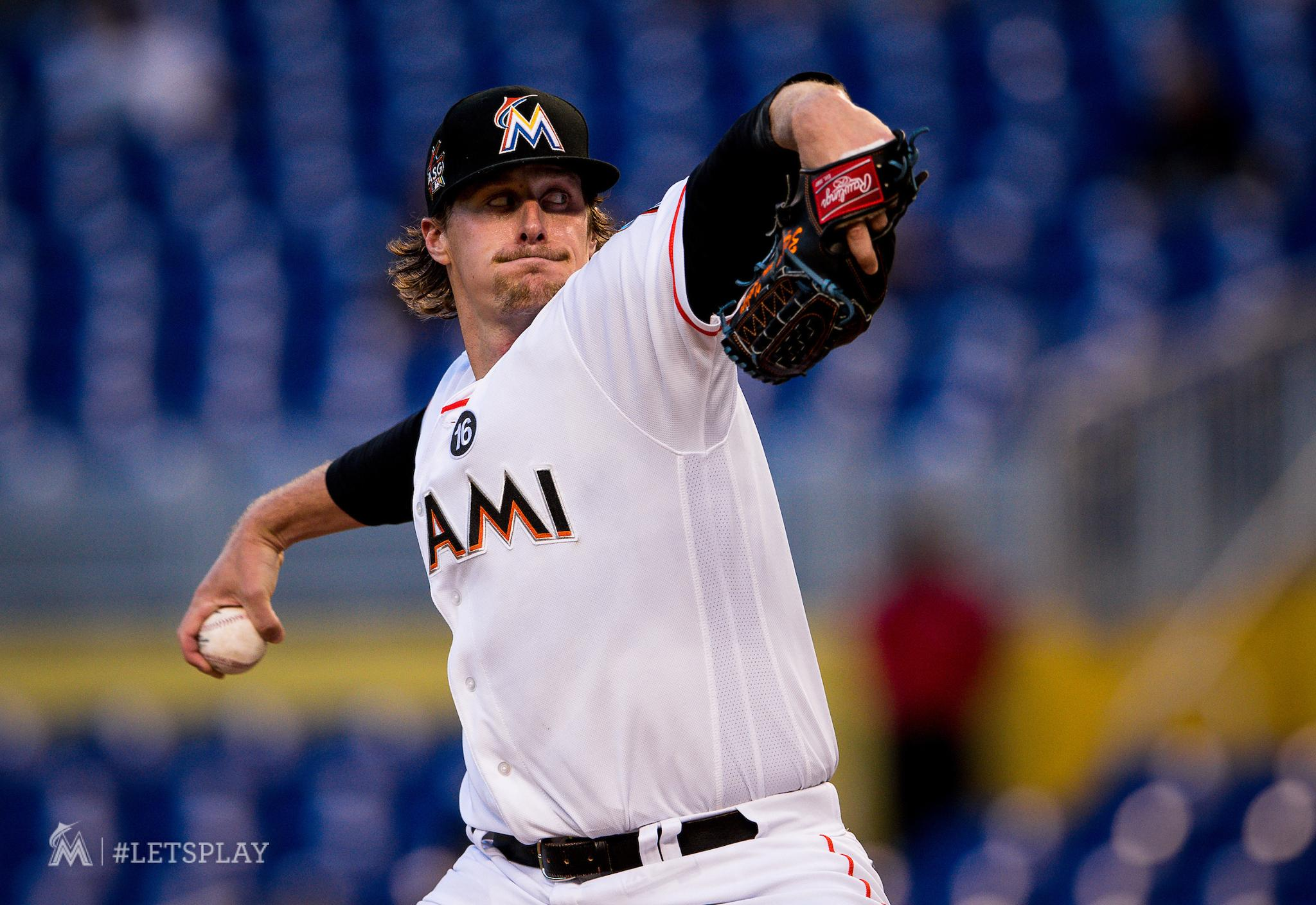 Marlins, Phillies open three-game set