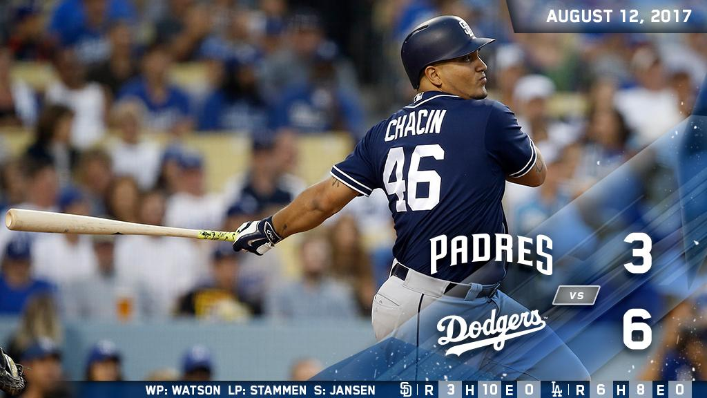 Chacin records first career steal