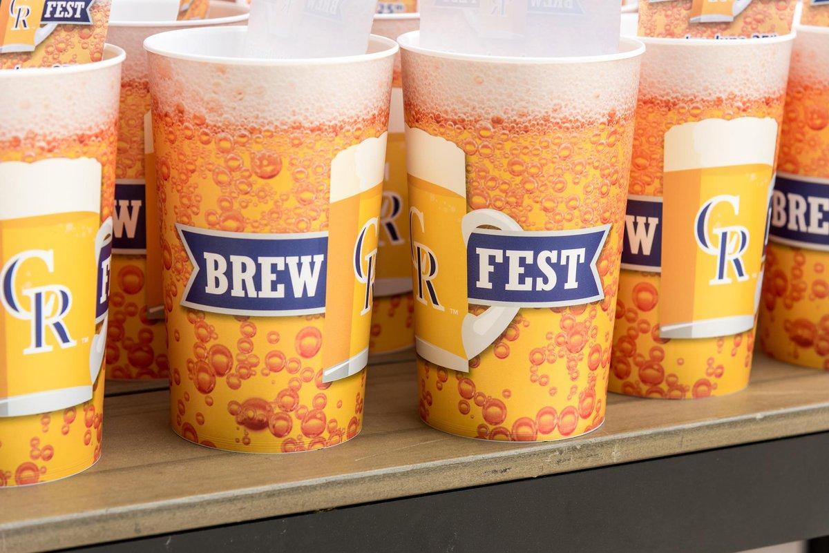 Colorado Rockies Brew Fest