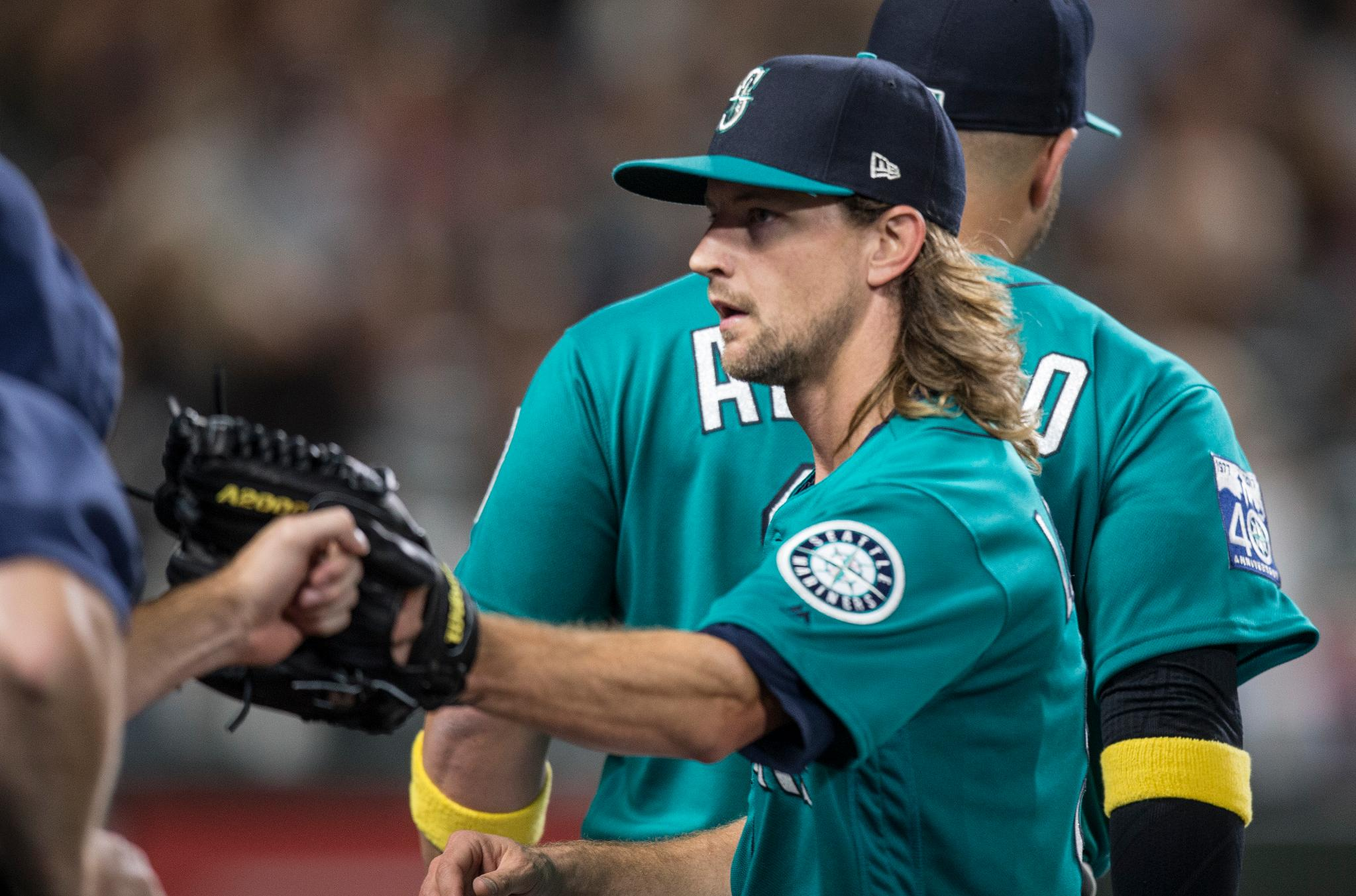 Leake looks to stay hot for Seattle