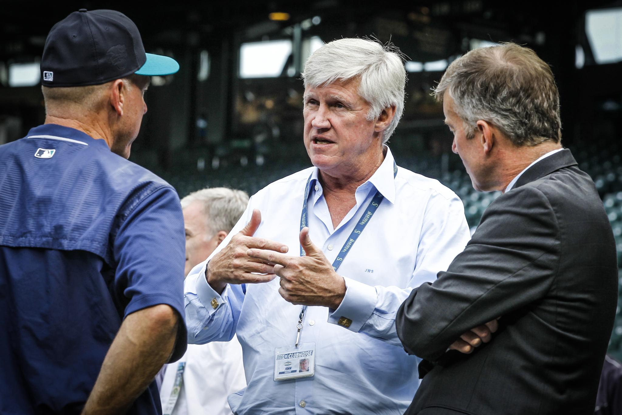 Mariners CEO Stanton 'all in' on club's vision, committed to return to postseason