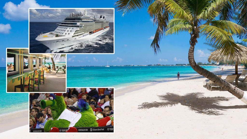 Phillies Champions Cruise to Paradise