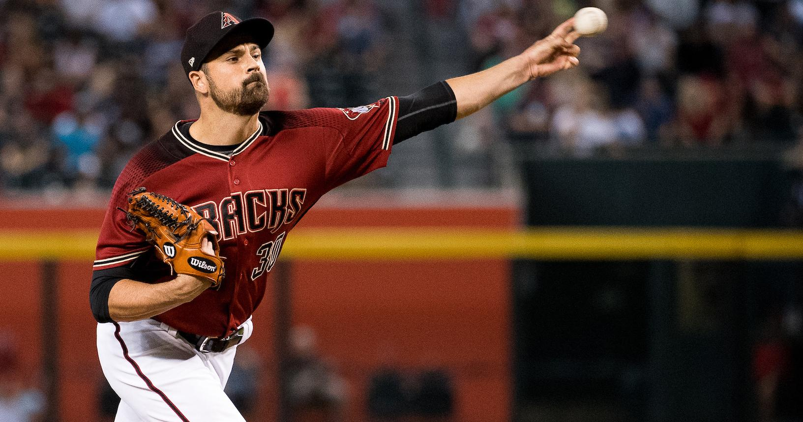 D-backs sign T.J. McFarland to 1-year contract