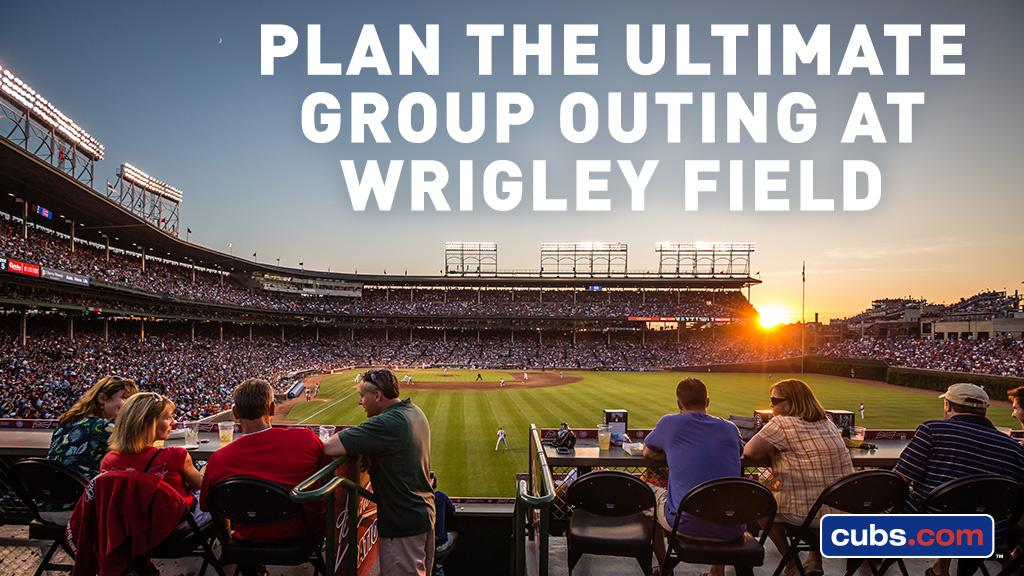 Cubs Group Tickets