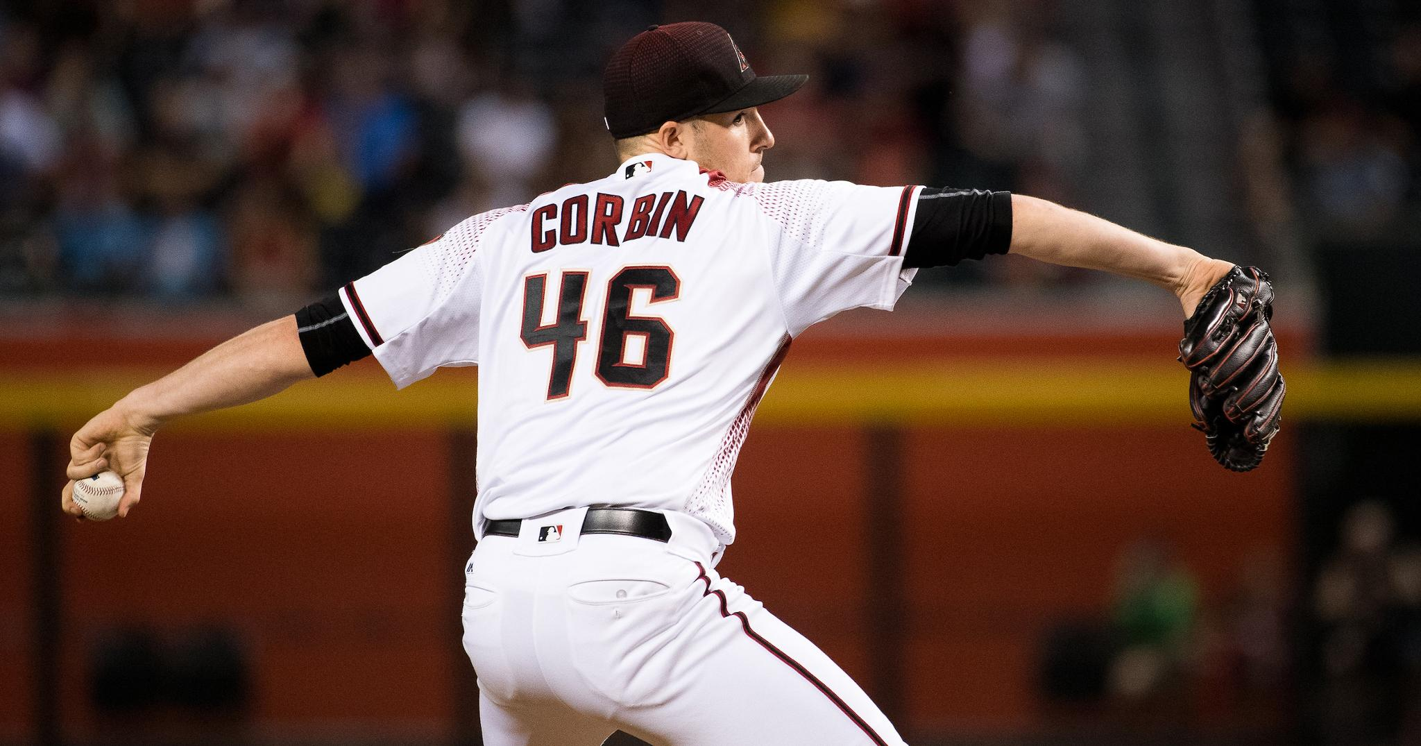 D-backs, Patrick Corbin agree to one-year deal