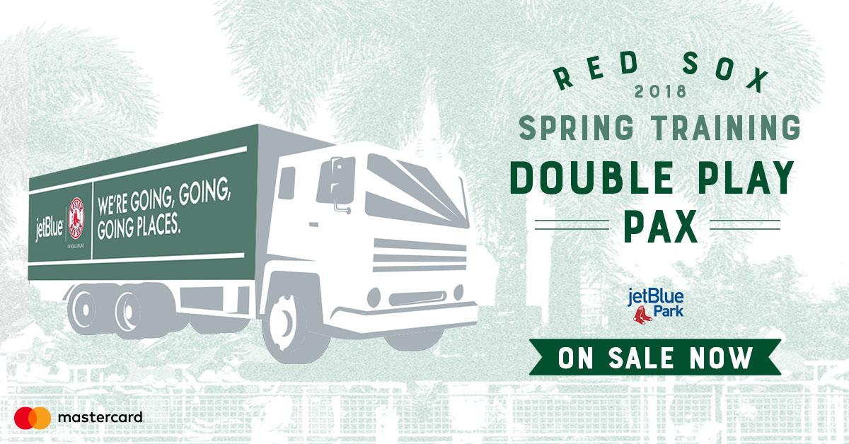 Truck Day Double Play Pax