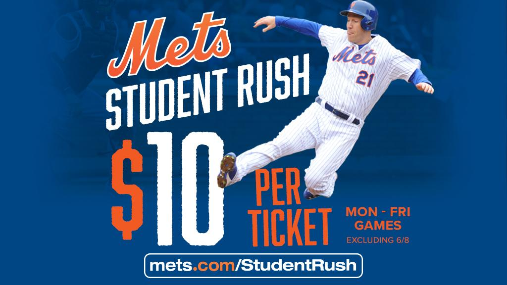 $10 Ticket for Students!