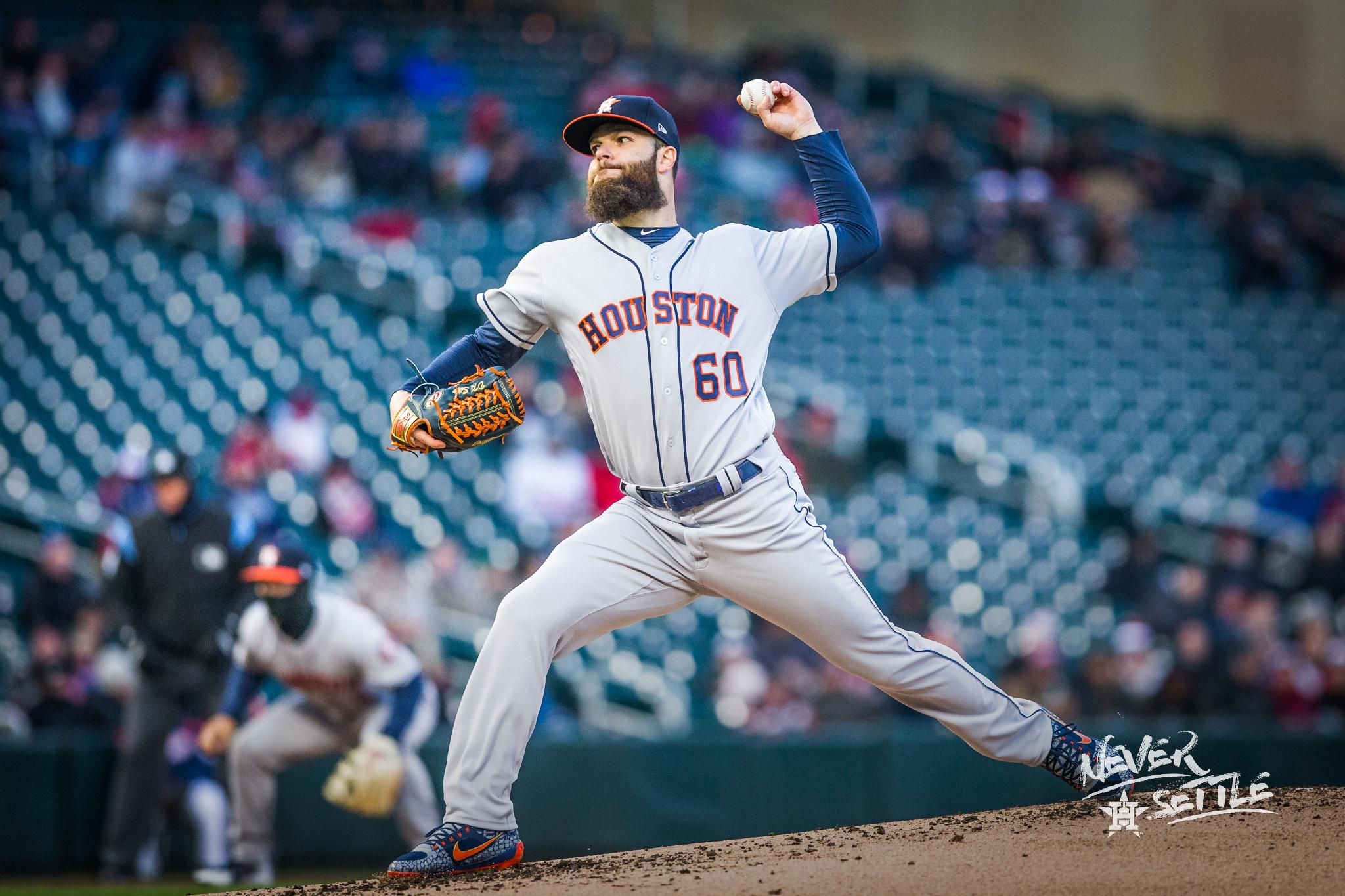 Astros vs. Mariners Preview  04/16/18