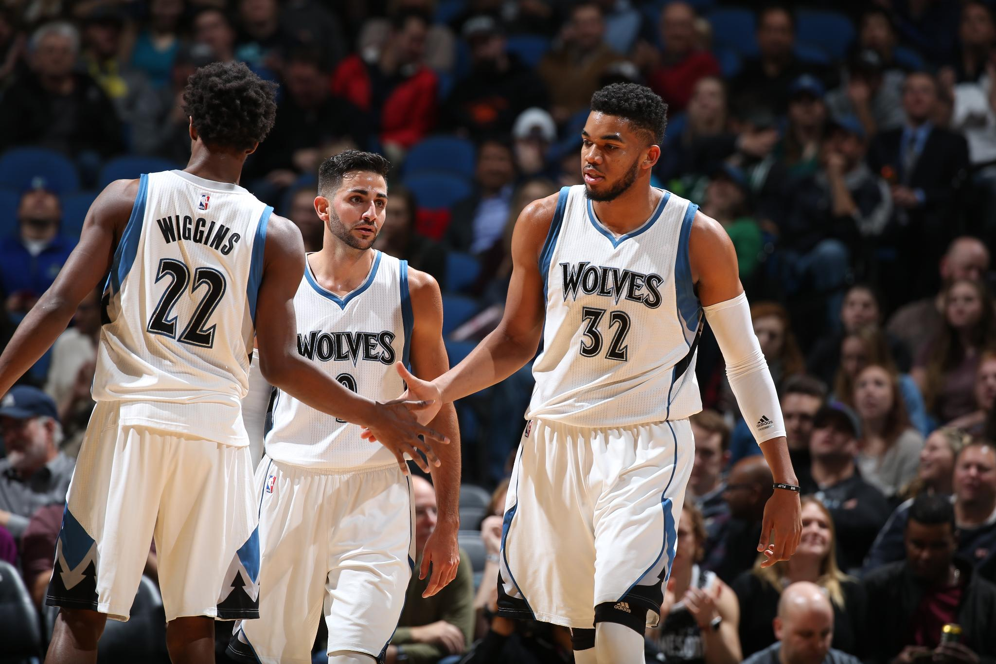 Timberwolves to Make First Trip to China for the NBA Global Games China 2017