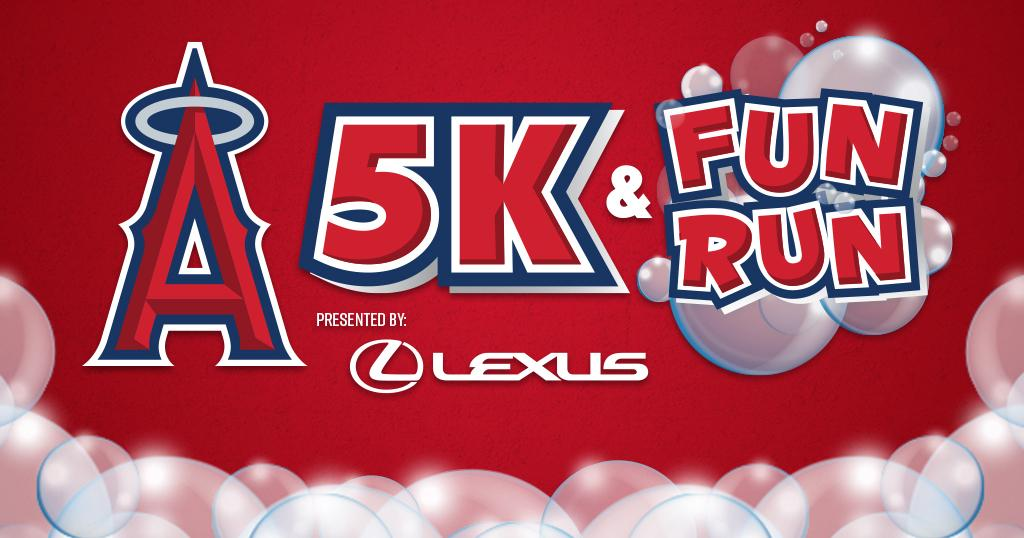 Register For The 2019 #Angels5K Now!