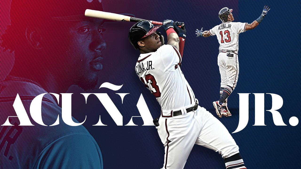 Braves agree to 8-year contract extension with Ronald Acuna Jr.
