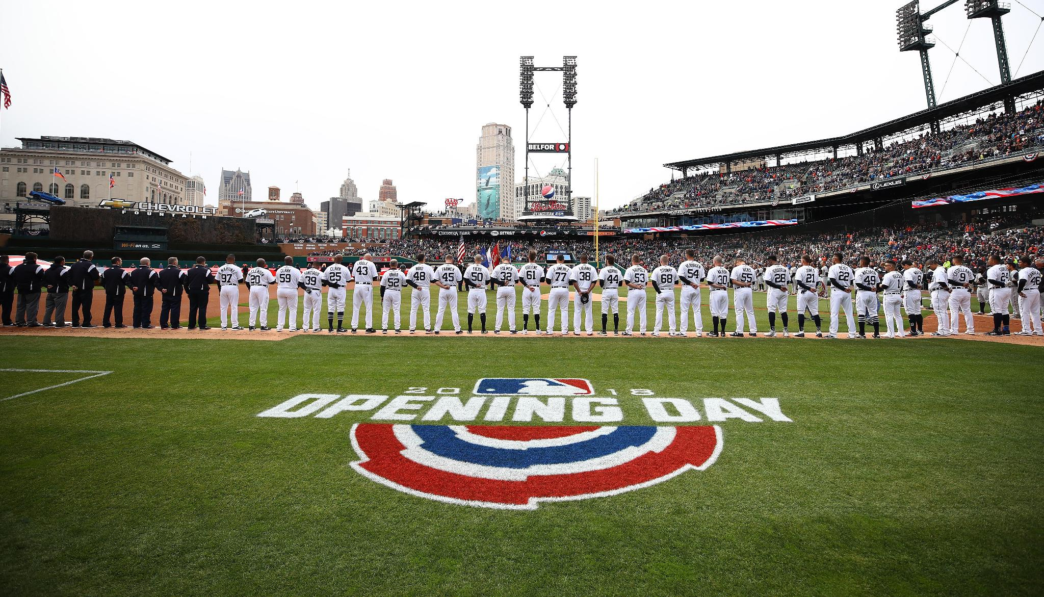 Opening Day tickets still available
