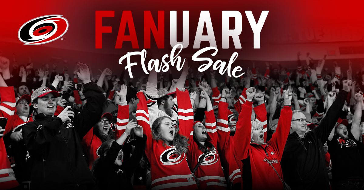 FANuary Flash Sale