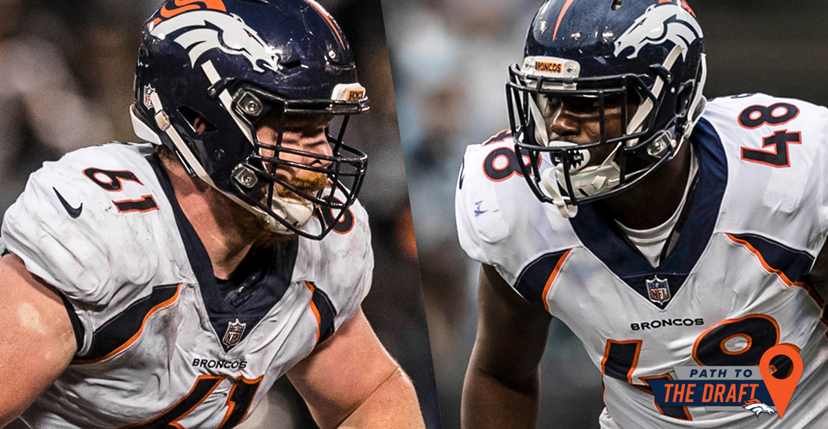 Broncos issue tenders for RFAs, ERFAs