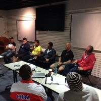 A national team director panel discussion