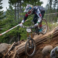 Brandon Freeland competes in the Expert Men 27-34 division