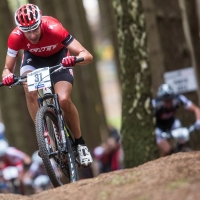 Todd Wells is the current leader of the Pro XCT series