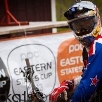 Brook MacDonald would finish second to Neko Mullally