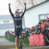 Johnson wins the C1 event on Sunday