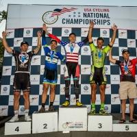 2013 USA Cycling Masters Road Nationals Criterium podium photos