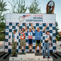 2013 USA Cycling Masters Road National Championships road race podiums