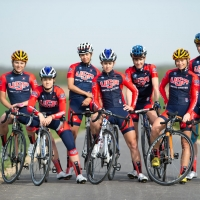 The new team kit introduces clothing manufacturer CUORE as an official supplier to Team USA Cycling