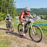 Ellen Noble leads Canada