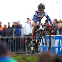 Kaitlin Antonneau was 13th in the elite womens race