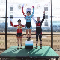2014 Kingsport Cyclo-cross Cup elite women
