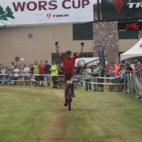 Todd Wells clinched the Pro XCT title with his win at the 2014 WORS Cup