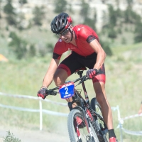 Todd Wells pulls away en route to winning the US Cup Pro Series finale in Colorado Springs