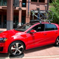 A new Volkswagen GTI will be the prize for the road race winners on May 26