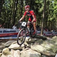 2014 UCI Mountain Bike World Cup #3 - Nove Mesto, CZE