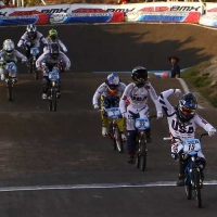 2011 UCI BMX Supercross World Cup #4 - Chula Vista, CA