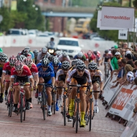 Team Optum p/b Kelly Benefit Strategies drives the the pace