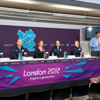 Track Press Conference - July 31, 2012