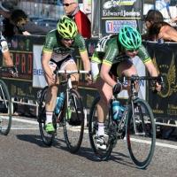 Tour de grove womens race